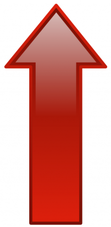 Red-arrow-up