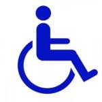 universal handicapped symbol