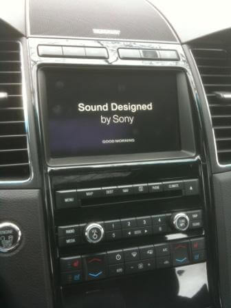 Microsoft SYNC with Sony Speakers