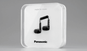 panasonic note earbuds