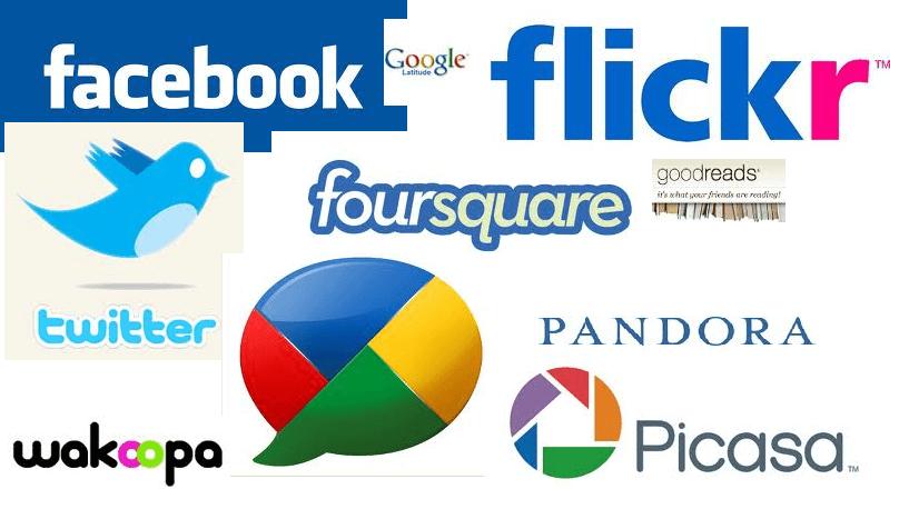 social networking logo