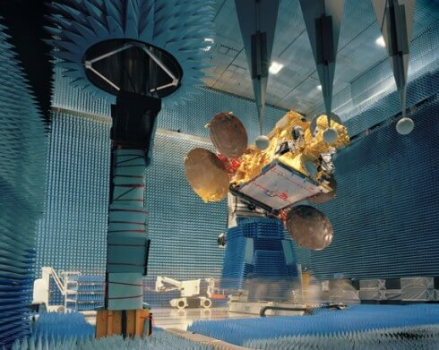 Satellite Testing