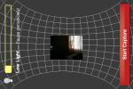 360 Panorama Wireframe