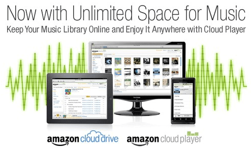 amazon cloud music storage