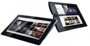 sony tablet s & sony tablet p