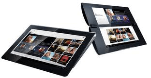 sony tablet s sony tablet p