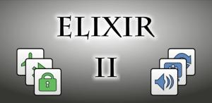 elixir 2 logo