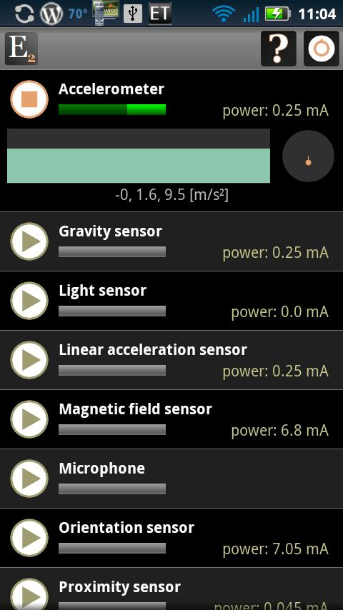 Elixir 2 sensors