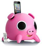 iHog Pink speaker