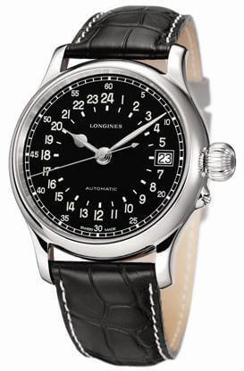 Longines 24 Hour Watch