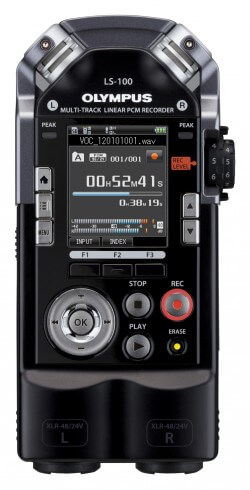 Olympus LS-100 Audio Recorder