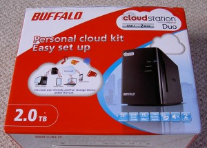 Buffalo CloudStation Duo with PogoPlug