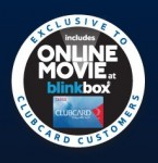 Tesco Blinkbox Online Movie