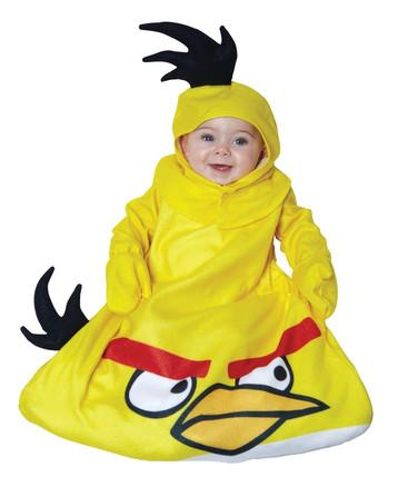 Angry Birds Fancy Dress Costume