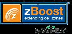 zBoost by Wi-Ex logo