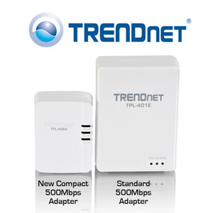 TPL-406E Trendnet Powerline adaptor