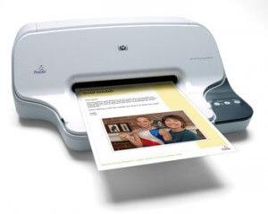 Presto email-to-print service