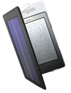 SolarKindle Lighted Kindle Cover