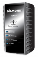 Diamond Wireless Range Extender WR300N