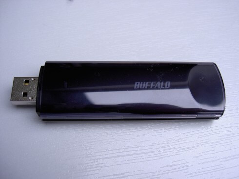 Buffalo N450 USB Adapter