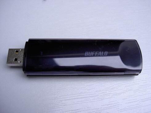 Buffalo N450 USB Adapter