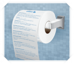 Shitter Toilet Roll