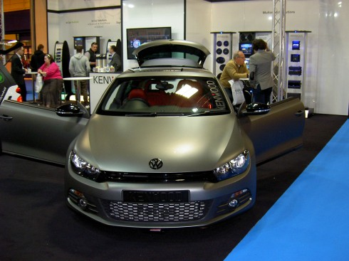 Kenwood VW Scirocco