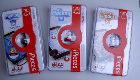 iPieces Games from Jumbo
