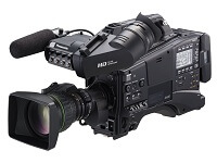 The New AG-HPX600 - Image Courtesy Panasonic