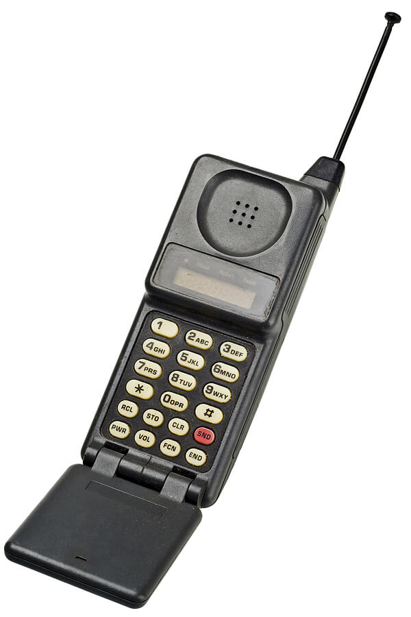 The Cell Phone Of The Future...Probably