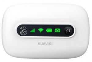 Huawei E5331 MiFi