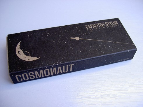 Cosmonaut Stylus in Box