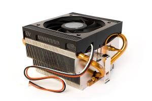 Processor and Heatsink