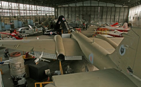 Ulster Aviation Society Hangar