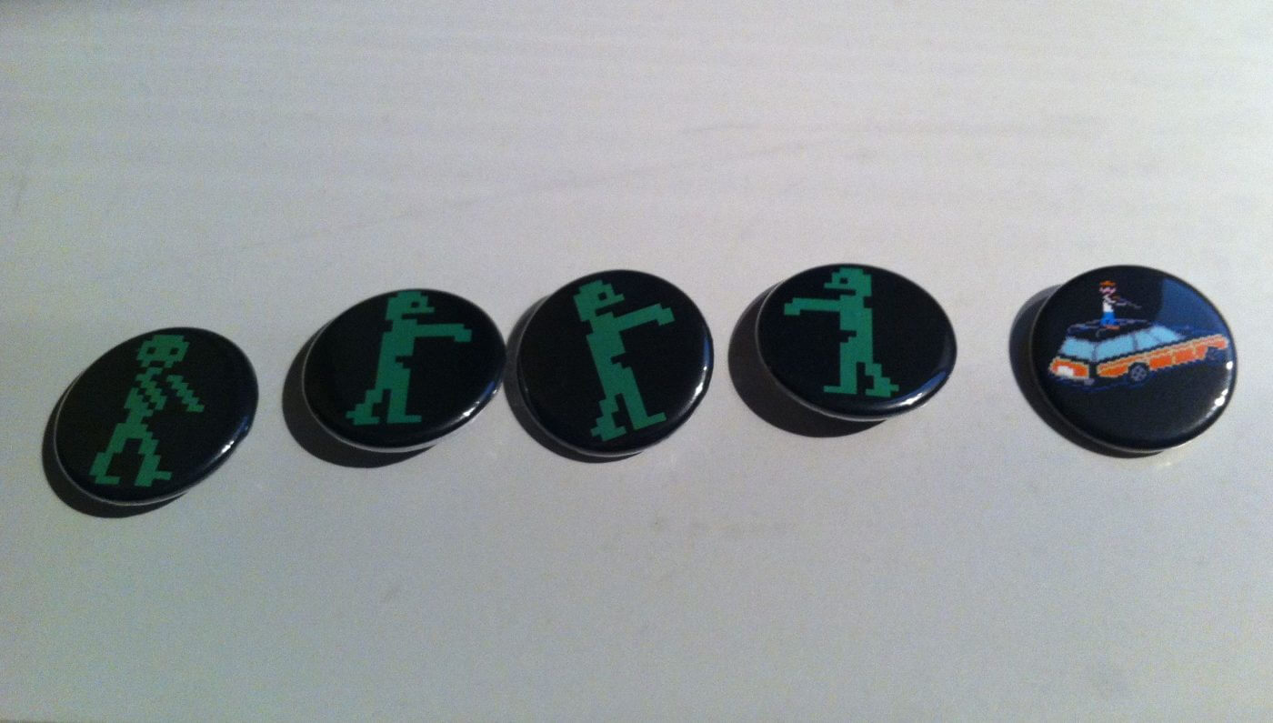 Zombie pins