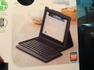 Belkin Bluetooth Folio Keyboard