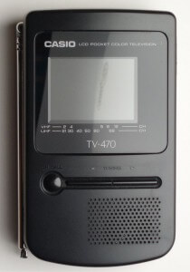 Casio TV-470