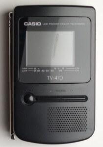 Casio TV-470