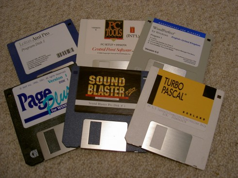 Old Floppies
