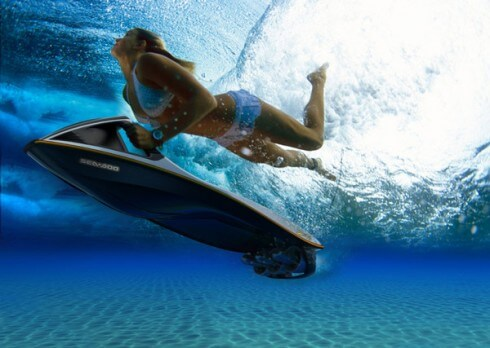 Design Icon Bodyboard Concept