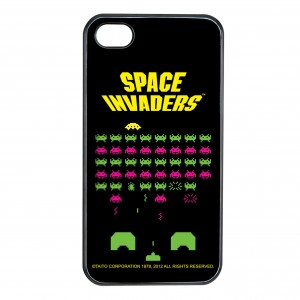 Space Invader iPhone Cover