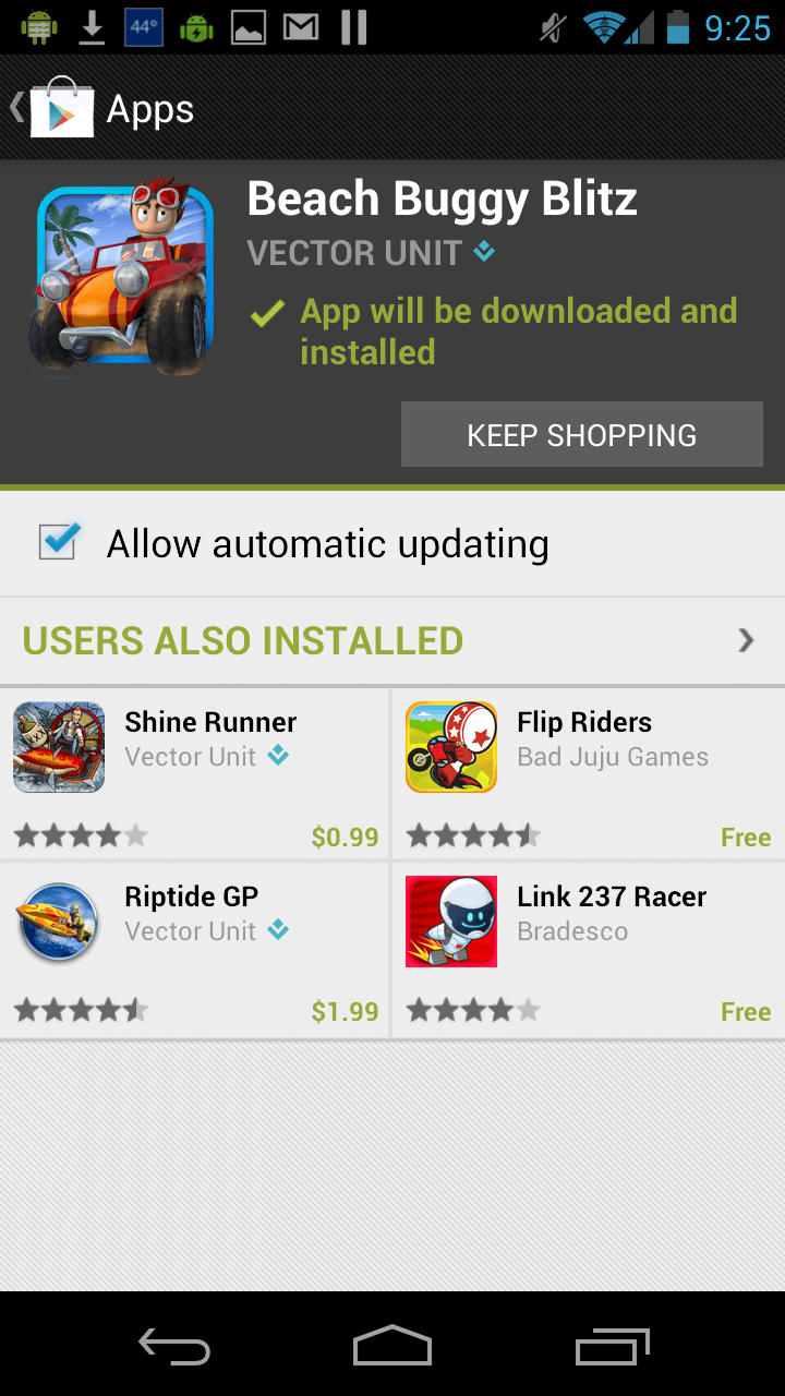 how to fix google play store after using freedom