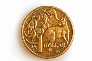 Australian One Dollar