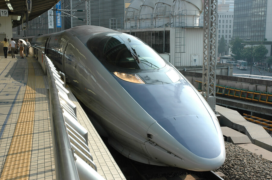 bigstock-High-Speed-Train-18755