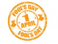 Fool's Day stamp
