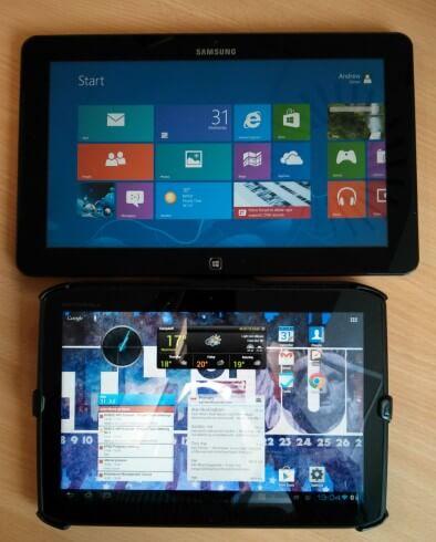 Smart PC Pro v Xoom 2