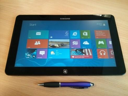 ATIV Pro PC tablet