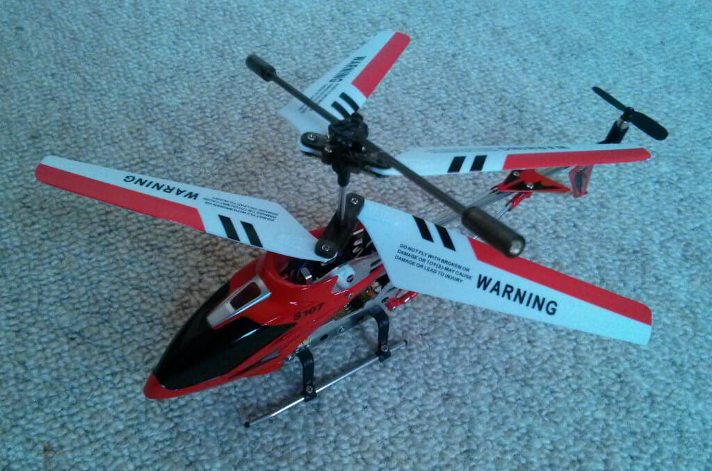 Syma S107g Helicopter Review Geek News Central