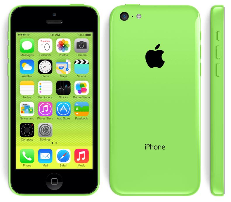 Apple iPhone iOS 7 Loo...