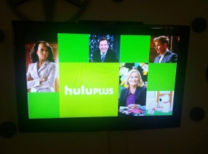hulu on Chromecast